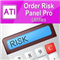Order Risk Panel Pro MT4