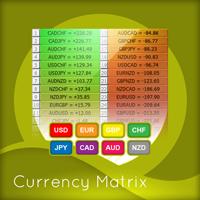 Quantum Currency Matrix Indicator for MT5