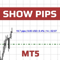 Show Pips MT5