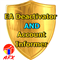 EA Deactivator and Account Informer