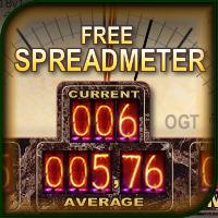 SpreadMeter OGT Free