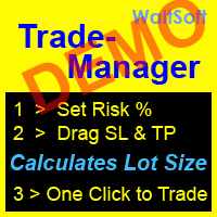 WaltSoft Trade Manager MT5 DEMO