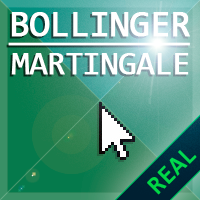Break Bollinger Bands Martingale MT4