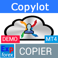 Exp COPYLOT CLIENT for MT4 DEMO