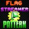 Flag Streamer Pattern