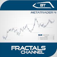 Fractals Channel MT4