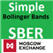 Simple Bollinger Bands SBER