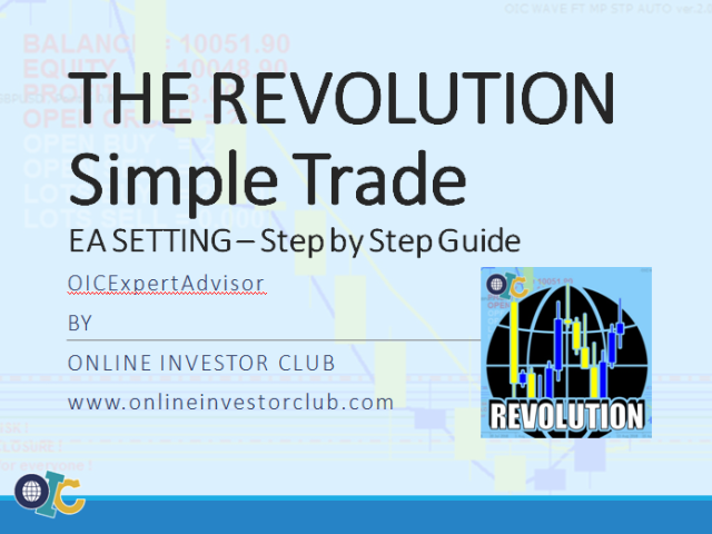 The Revolution Simple Trade