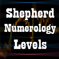 Shepherd Numerology Levels