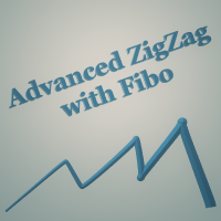 Advanced ZigZag with Fibo TL and Swing info MQL4
