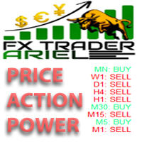 FXTrader Ariel Price Action Power