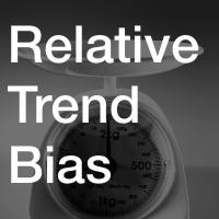 Relative Trend Bias