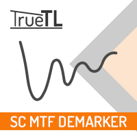 SC MTF Demarker for MT4 with alert