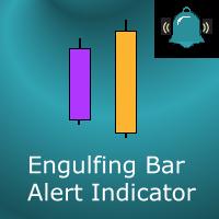 Engulfing Bar Alert