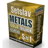 Setslav Metals S1 XauUsd XagUsd