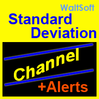 Standard Deviation Channel MT5