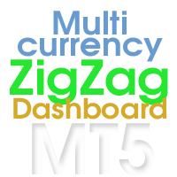 ZigZag Dashboard for MT5