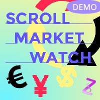 Scroll Market Watch DEMO