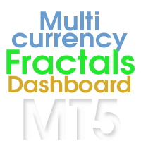 Fractals Dashboard MT5