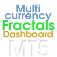 Fractals Dashboard MT5