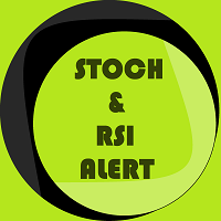 STOCH and RSI Alert