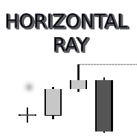 Horizontal Ray