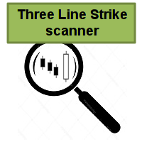 Three Line Strike Scanner with trend filter