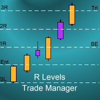R Levels Trade Manager