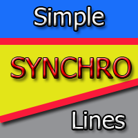 Simple lines synchronisation