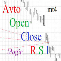 Auto Open Close Magic RSI