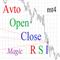Auto Open Close Magic RSI