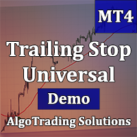 Trailing Stop Universal MT4 Demo