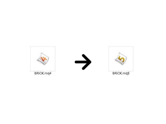 BRiCK Convert4To5 MT4 Free