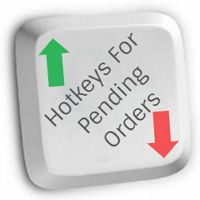 Hotkeys For Pending Orders
