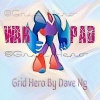 Grid Hero War Pad