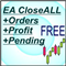 EA Close all Orders Profit Target money percent