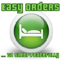 Easy Orders GUI panel