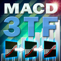MACD 3TF AND INCREASE VOL