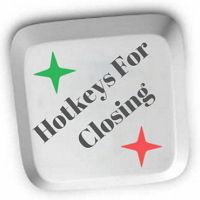 Hotkeys Orders Closing
