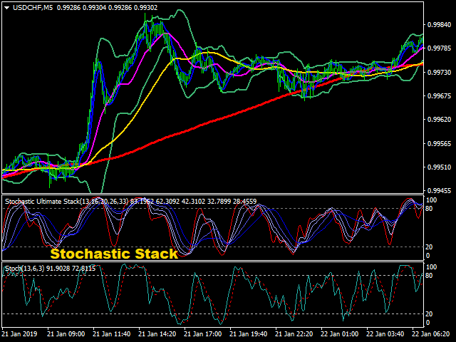 Stochastic Ultimate