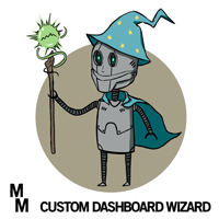 Custom Dashboard Wizard