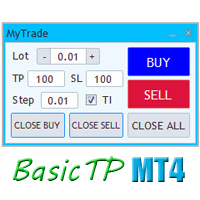 Basic Trade Panel Demo