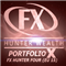 Portfolio X FOUR for EURUSD