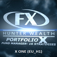 Portfolio X ONE for EURUSD