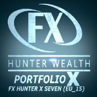 Portfolio X SEVEN for EURUSD