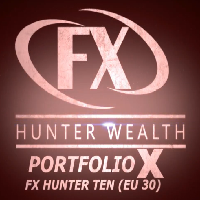 Portfolio X TEN for EURUSD