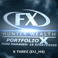 Portfolio X THREE for EURUSD