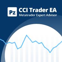 PZ CCI Trader EA MT5