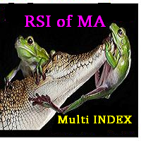 RSI ma Multi  index Alert