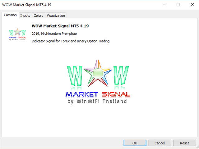 WOW Market Signal MT5